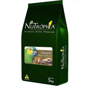Nutropica Papagaios Seleção Natural 5kg