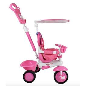 Fisher Price Smart Trike Triciclo Para Bebé