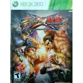 Street Fighter X Tekken Xbox 360 Original ,leia A Descriçao
