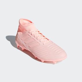 c9129f276bfb9 Tenis Para Jugar Futbol Rapido Adidas - Tacos y Tenis Rosa claro de ...