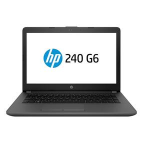 Notebook Hp 240 G6 Intel I3 4gb 1tb + Microsoft Windows 10