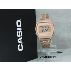 8317381d69c Relogio Casio Rose Gold - Relógio Casio no Mercado Livre Brasil