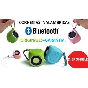 Cornetas Inalambricas Por Bluetooth