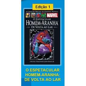 Coleção Graphic Novel Homem Aranha Nº 21 - Edição 1