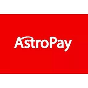 Astropay Card 100brl Felipe!