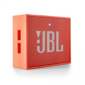Caixa Bluetooth Laranja Jblgoorg (jbl)