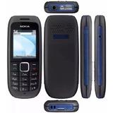Celular Nokia 1616 +lanterna+radi+fala A Hora Carinha Agenda