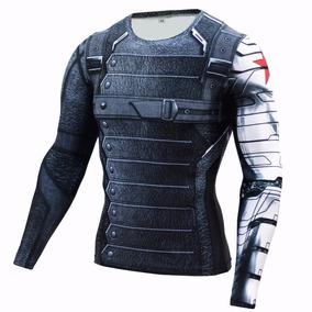 Rash Guard Soldado Invernal - Camisetas e Blusas no Mercado Livre Brasil 5c34398980982