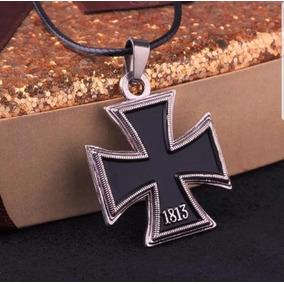 Pingente Medalha Cruz De Ferro Alemanha Segunda Guerra 1939