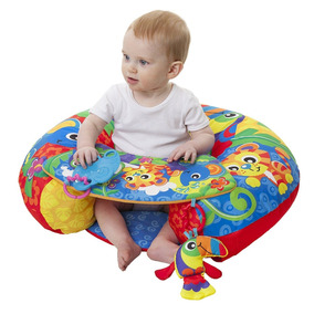 Almohadón Gimnasio Sit Up And Play 186507 Playgro Maternelle