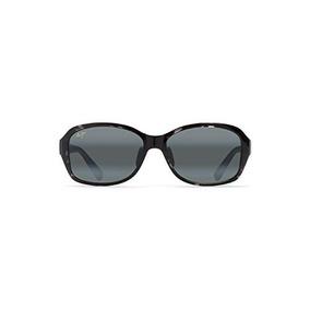 Maui Jim Koki Beach 433 Gafas De Sol, Negro Y Gris, Lentejue