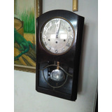 Reloj Antiguo De Pared Kienzle (para Reparar) Disponible