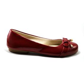748be18706 Sapato Boneca Bico Redondo Laco - Sapatos no Mercado Livre Brasil