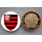 Escudo Do Flamengo - 11976 - Frete Grátis