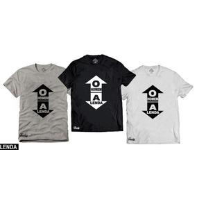 dee718b275 Camiseta Camisa Personalizada Masculinas Eu Sou A Lenda