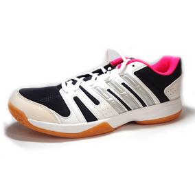 aad8c1f823 Tênis adidas Volley Ligra W Feminino Handebol Pronta Entrega