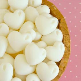150 Mini Sabonetes Coração Lembrancinha 15 Anos ,casamento