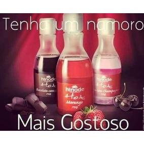 Gel Hot Morango - Esquente Sua Relação!!!