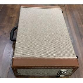 Hard Case De Pedais Tweed 50x30x11cm + Frete Gratis