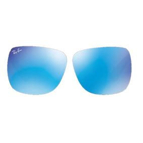 a5ca20e025 Par Lentes Ray Ban Justin Originais - Óculos no Mercado Livre Brasil