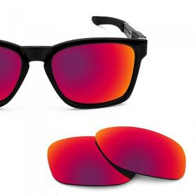 12438f3180adb Oakley Catalyst Vermelho - Óculos no Mercado Livre Brasil