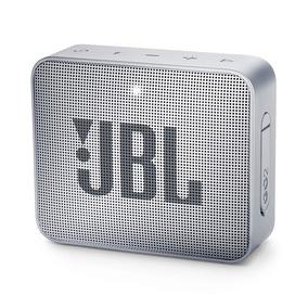 Caixa De Som Jbl Go 2 Portátil 3w Rms Original Bluetooth Aux