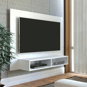 Painel Para Tv Até 42 Polegadas Flash 1 Prateleira - Artely