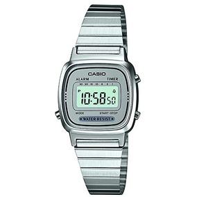 dffd7ff3198c Reloj Casio Vintage La670 Hombre - Reloj de Pulsera en Mercado Libre ...