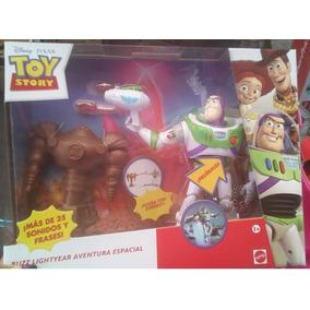 Toy Story Buzz Lightyear Zurgbot Aventura Espacial Español 3c405949ba8