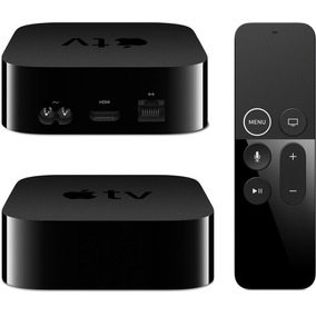 Apple Tv 64 Gb 4k Novo Lacrado 100% Original 1 Ano Garantia