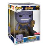Funko Pop Figura Coleccionable Thanos 26 Cm Marvel Infinity