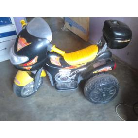 Moto Elétrica Sprint Custon Preta Biemme