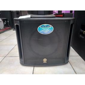Sub Bajo Yamaha Msr 800w