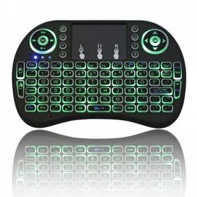 Miniteclado Para Smartv, Celular, Pcs E Consoles