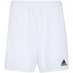 Calção adidas Parma Masculino - Original - Branco b037db01e9325