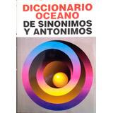 Diccionario Oceano De Sinonimos Y Antonimos