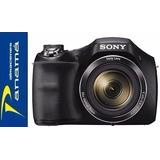 Sony Profesional 35x Zoom 21mp Dsc-h300 (caja Blanca)