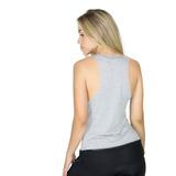 Regata Blusa Furadinha Fitness Malhar Academia Conforto