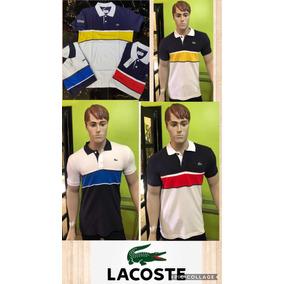 Camisas Polo Lacoste Polos Y Blusas Hombre - Ropa, Bolsas y Calzado ... a7bdd5e497