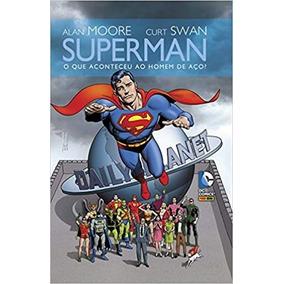 Super-homem - O Que Aconteceu Ao Homem De Aço?