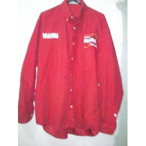 Camisa Rodeio Brahma - Camisa Manga Longa Masculino no Mercado Livre ... 637417087da