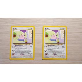 Card Clefairy Tcg 30/111 Neo Genesis
