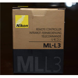 Control Remoto Nikon Ml-l3 Original