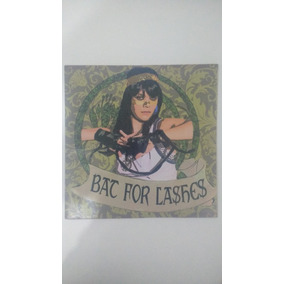 Capa Lp Bat For Lashes Fur E Gold S/ O Disco Frete Grátis