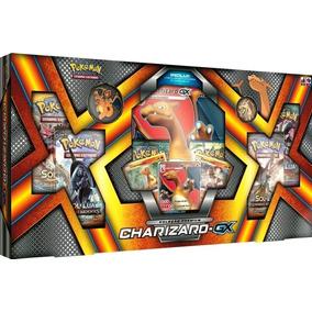 Box Pokémon Coleção Premium Charizard Gx Oferta Black Friday