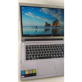Notebook Lenovo Ideapad S400 Celeron 4gb 500hd Touchscreen