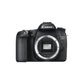 Canon - Eos 70d Dslr (sólo El Cuerpo) - Negro