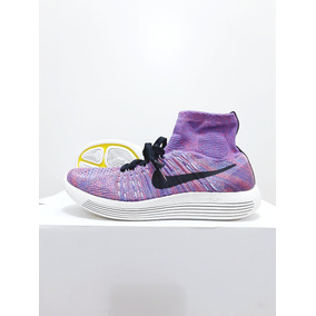 Tênis Nike Lunarepic Flyknit Masculino Original N. 39 E 42