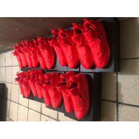 Tenis Nike Jordan Jumpman Basketball Rojo