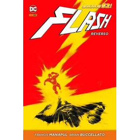 Flash Reverso - Capa Dura - Dc Comics